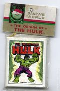 Santa's World The Origin of the Hulk HC (1981 Marvel) 1-1ST