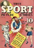 True Sport Picture Stories Vol. 2 (1944) 1