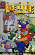 Knights of the Dinner Table Bundle of Trouble TPB (1998- Kenzer) 4-REP
