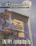 Commando War Stories in Pictures (1961 D. C. Thomson Digest) 1493