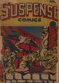 Suspense Comics (1943) 4