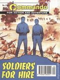 Commando for Action and Adventure (1993 UK) 2762