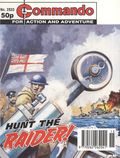 Commando for Action and Adventure (1993 UK) 2833