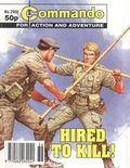 Commando for Action and Adventure (1993 UK) 2950