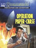 Commando for Action and Adventure (1993 UK) 3219