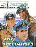 Commando for Action and Adventure (1993 UK) 3236