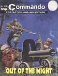 Commando for Action and Adventure (1993 UK) 3256
