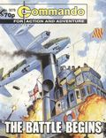 Commando for Action and Adventure (1993 UK) 3275