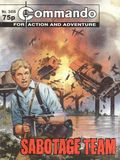 Commando for Action and Adventure (1993 UK) 3456