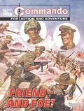 Commando for Action and Adventure (1993 UK) 3525