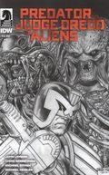 Predator vs. Judge Dredd vs. Aliens (2016 Dark Horse) 4B