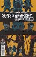 Sons of Anarchy Redwood Original (2016) 11
