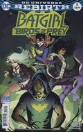 Batgirl and the Birds of Prey (2016) 11B