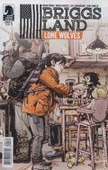 Briggs Land Lone Wolves (2017 Dark Horse) 1B