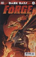 Dark Days The Forge (2017 DC) Batman, Flash 1B
