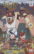 Gravity Falls Cinestory Shorts (2017 Joe Books) 2