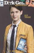Dirk Gently's Holistic Detective Agency Salmon of Doubt (2016) 8SUB