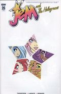 Jem and the Holograms (2015 IDW) 26RI
