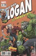 Old Man Logan (2016 Marvel) 25D