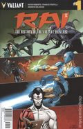 Rai History of the Valiant Universe (2017 Valiant) 1B