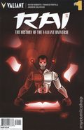 Rai History of the Valiant Universe (2017 Valiant) 1E