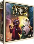 Purrlock Holmes Furriarty's Trail Game (2017 IDW) ITEM#1