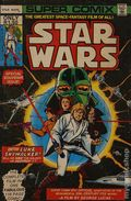 Star Wars (1977 Super Comix) South African Edition 1