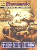 Commando for Action and Adventure (1993 UK) 3624