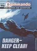 Commando for Action and Adventure (1993 UK) 3627