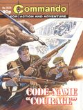 Commando for Action and Adventure (1993 UK) 3638