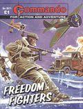 Commando for Action and Adventure (1993 UK) 3671