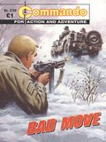 Commando for Action and Adventure (1993 UK) 3750