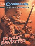 Commando for Action and Adventure (1993 UK) 3858