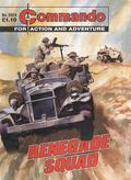 Commando for Action and Adventure (1993 UK) 3924