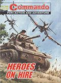 Commando for Action and Adventure (1993 UK) 3943