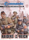 Commando for Action and Adventure (1993 U.K.) 3949