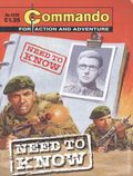 Commando for Action and Adventure (1993 UK) 4236