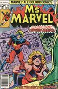 Ms. Marvel (1977 1st Series) UK Edition 19UK