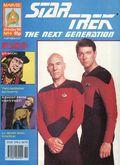 Star Trek The Next Generation (1990 Marvel) UK Fortnightly Magazine 4