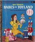 Babes in Toyland HC (1961 Golden Press) A Little Golden Book D-97