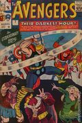 Avengers (1963 1st Series) UK Edition 7UK