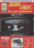 Star Trek The Next Generation (1990 Marvel) UK Fortnightly Magazine 3N