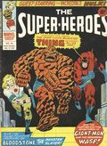 Super-Heroes (1975-76 Marvel UK) 45