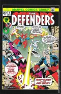 Defenders (1972 1st Series) 8HASBRO