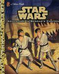 Star Wars Adventure in Beggar's Canyon GN (1998 A Golden Book) 1-1ST
