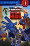 DC Super Friends: Flying High SC (2008 Random House) Step into Reading 1-REP