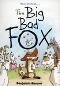 Big Bad Fox GN (2017 First Second Books) 1-1ST