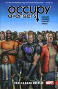 Occupy Avengers TPB (2017 Marvel) 1-1ST