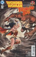 Wonder Woman Tasmanian Devil Special (2017) 1A
