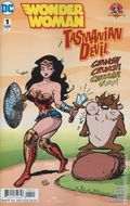 Wonder Woman Tasmanian Devil Special (2017) 1B